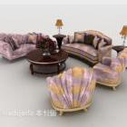 Mobili per divani serie viola