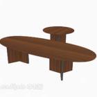 Round Bantai Table