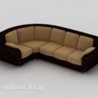 Sofa Pelbagai Sudut Bulat