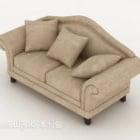Sofa Berkembar Unta Rumah