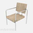 Simple Armrest Chair