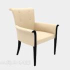 Simple Armrest Home Chair