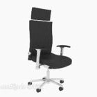 Minimalist Back-to-back Office Chair