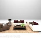 Simple Idyllic Furniture Sofa