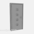 Simple Single-door Wooden