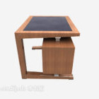 Simple Solid Wood Personal Desk
