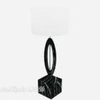 Lampu Meja Pangkalan Batu Sederhana