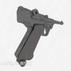Semplice mitragliatrice
