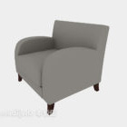 Single Armrest Sofa