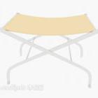 シングル折りたたみ椅子