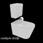 Sittande toalettenhet