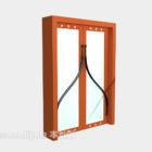 Sliding Door Wood Frame