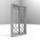 Sliding Door Wood Frame Furniture