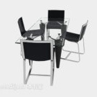 Small Office Meeting Table Chairs