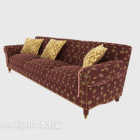 أريكة متعددة المقاعد