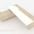 منصة فئة الحد الأدنى من الخشب الصلب