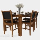 Southeast Asia Dining Chairs Table Furniture