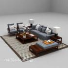 Mobili per divani in stile sud-est asiatico