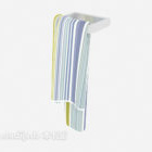 Asciugamano a strisce