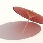 مظلة شمسية يابانية