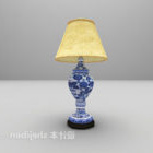 Classic Table Lamp Ceramic Base