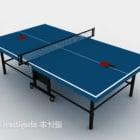 Tennis da tavolo blu