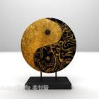 Karya Seni Hiasan Taiji
