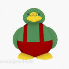 Stuff Toy Pinguino