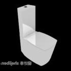 Modern flushtoalett