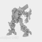 Personaggio Robot Transformers
