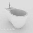 Umywalka, czysty basen