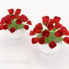 Wedding Bouquet Plant Decor