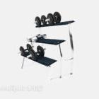 Vægtløftningsudstyr