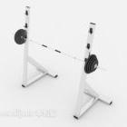 Vægtløftningsudstyr Gym-udstyr
