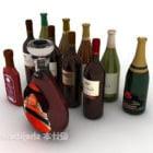 Wine Beer Bottle