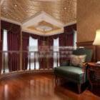 Hotel Hall Interiør Elegant Design
