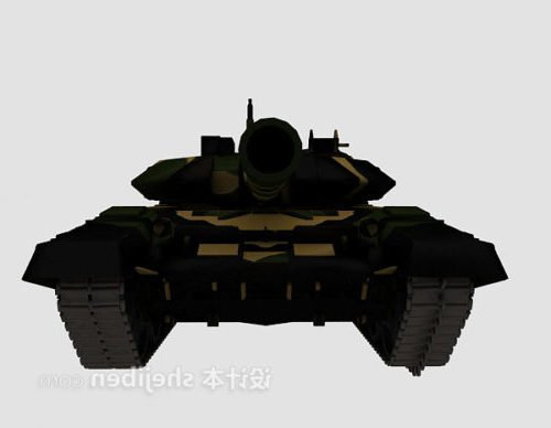 Military Tank Russian Style