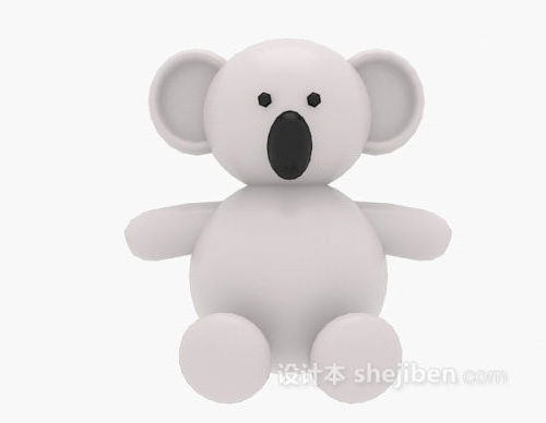 Stuffed Toy Teddy Bear V1