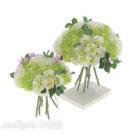 White Rose Flower Gift