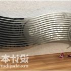 Curved Warm Radiator