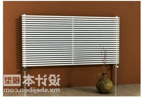 Electric White Window Warm Radiator