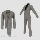 Business Frauen Mode Hose und Mantel