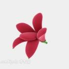 Sofa Bloom Blumenform