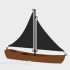 デコレーションセーラーボート