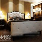 Hotel Classic Bed Furniture