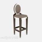 Bar Chair Retro Design