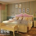 European Home With Double Bed