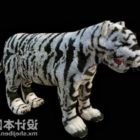 Pluszowa zabawka tygrysa