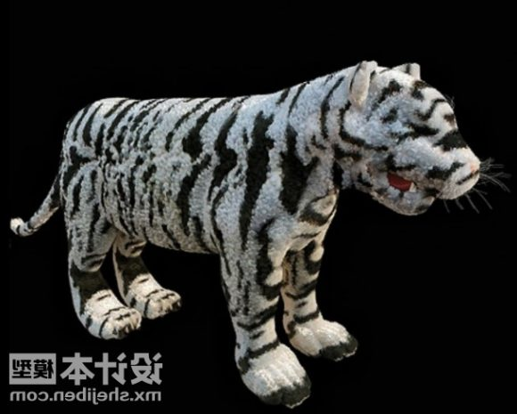 Tiger Stuffed Toy