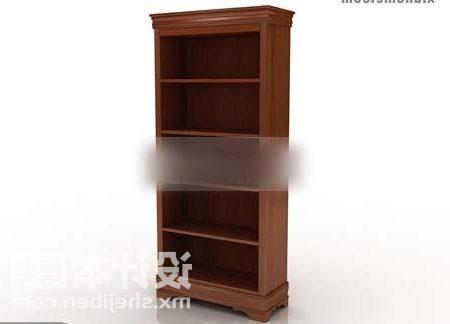 Kitchen Wooden Wine Cabinet